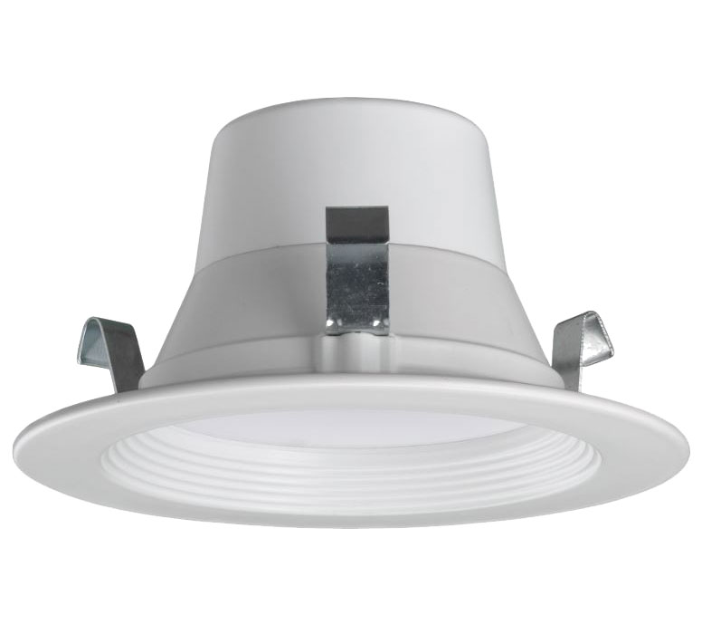 American Electric Lighting Products: ETi 4'' Selectable Color LED Retrofit Downlight