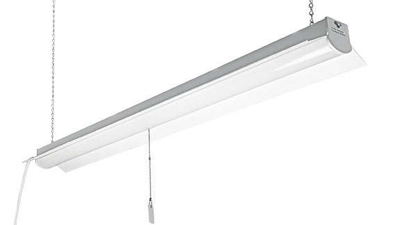 4ft Led Shop Light >> Eti 4ft Linkable Led Shop Light