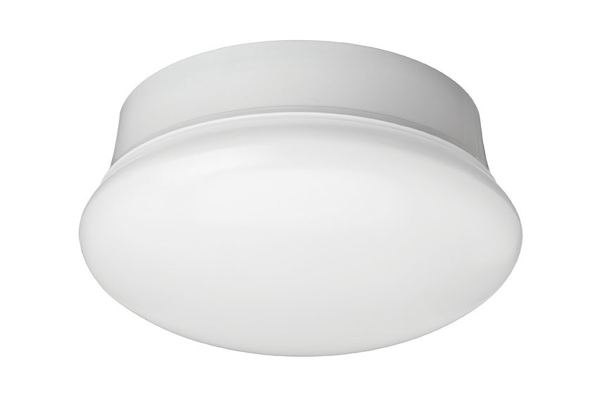 Eti 7 Led Spin Light Flush Mount