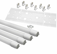 Linear LED T8 and T5 Replacement Lamps