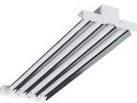 H.E. Williams HL 4-Lamp T5 Channel High Bay Industrial