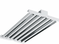 H.E. Williams HL 6-Lamp T5 Channel High Bay Industrial