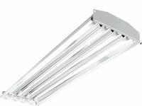 H.E. Williams GL Low Profile 4-Lamp T5 Industrial High Bay