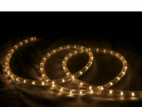 Warm White LED Rope Lights