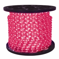 Pink LED Rope Lights