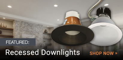 Indoor LED Recessed Downlights