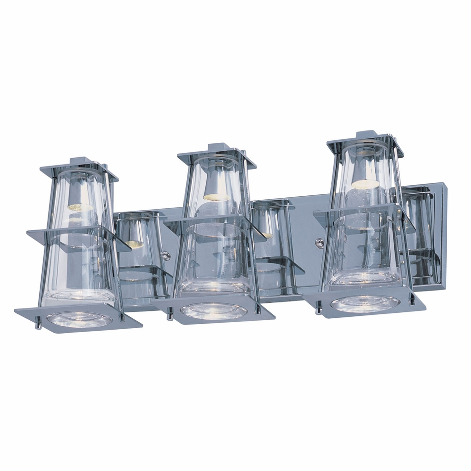 Led Tube Vanity Lights : Maxim Lighting Flask LED Vanity Light