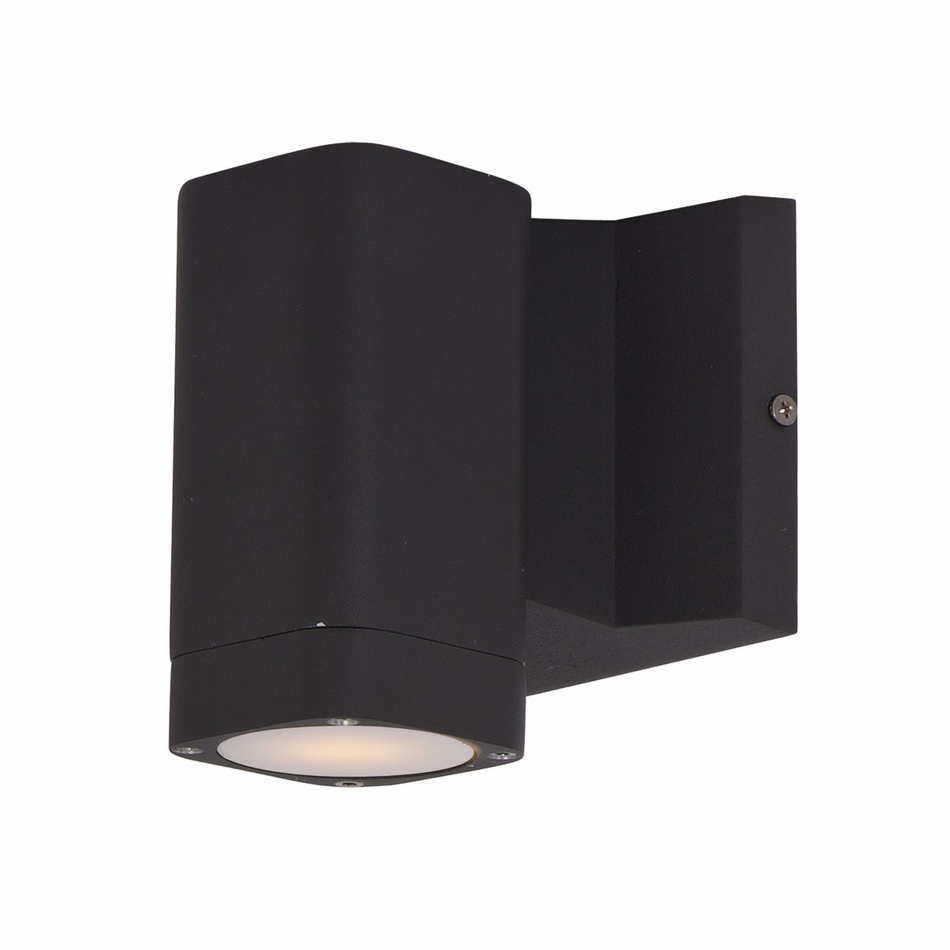 Juno Wall Sconces : Maxim Lightray LED 1-Light 5.25 Tall Outdoor Wall Sconce 86108