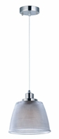 Maxim Retro LED 1-Light Pendant 25191