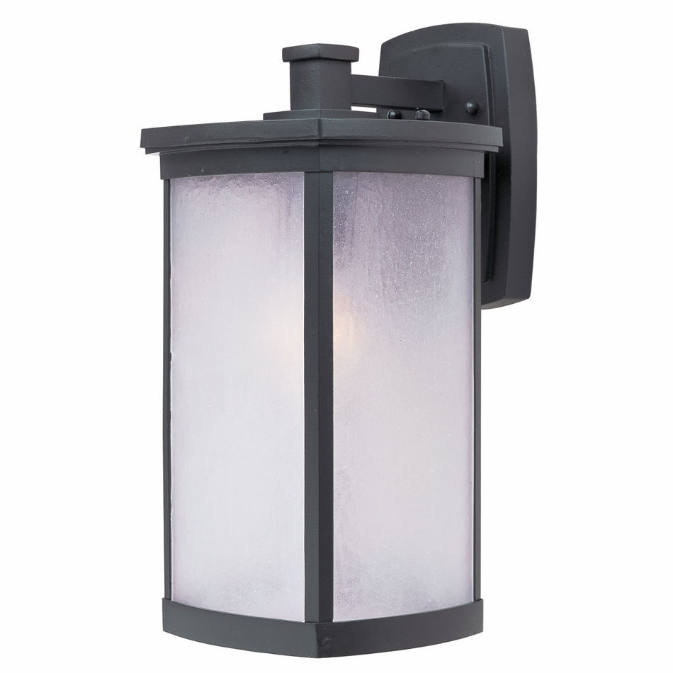 Wall Sconces Large : Maxim Terrace Large Outdoor Wall Sconce 3254FS
