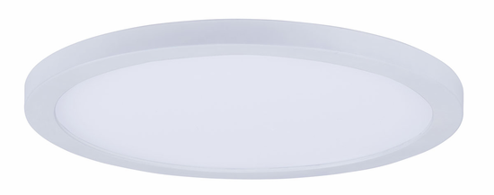 Maxim Wafer LED Wall/Flush Mount 10in 57714WT