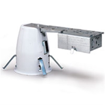 """Nora 4"""" Air-Tight Line Voltage Remodel Housing"""