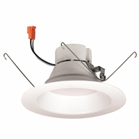 "Nora 5""/6"" Onyx LED Retrofit Downlight - Baffle Trim"