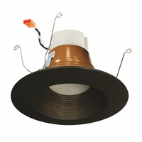 "Nora 5""/6"" PRISM Smart RGBW LED Retrofit Downlight - Baffle Trim"