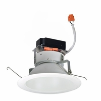 "Nora 6"" Marquise Comfort Dim LED Retrofit Downlight - Reflector Trim"