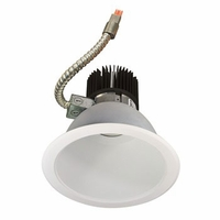 "Nora 6"" Sapphire LED High Lumen Downlight - Deep Cone Reflector - 2000 Lumens"