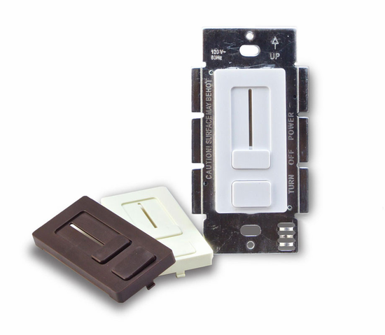 Nora SWITCHEX Low Voltage Dimmer + Driver Switch