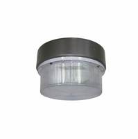 Noribachi Canopy.Q Round LED Canopy Light  sc 1 st  Take Three Lighting & Outdoor Canopy Lights u2013 Security Lighting