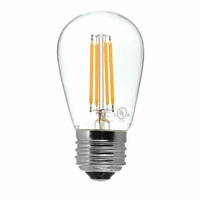 Tamarac 4W LED Filament Vintage S14 Edison Lamp (6-pack)