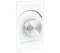 American Lighting Trulux RF Dial Wall Dimmer - Single Zone