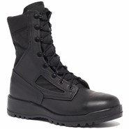 Belleville 300 TROP ST Hot Weather Black Steel Toe Boot