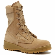 Belleville 340 DES Men's Hot Weather Tan Flight and Combat Vehicle Boot