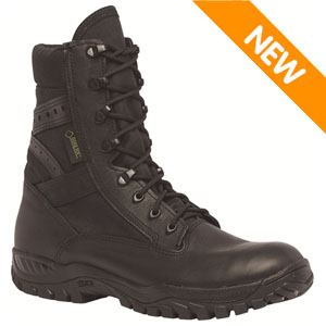 Belleville 451 Exodus Men's Hot Weather Waterproof Black Tactical Boot