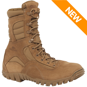 Belleville C333 Sabre Hot Weather Coyote Brown OCP ACU Hybrid Assault Boot