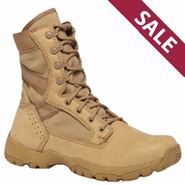 Tactical Research TR313 FLYWEIGHT II Men's Desert Tan Tactical Boot