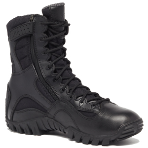 Tactical Research TR960Z WP Men's Khyber Waterproof Side Zipper Boot