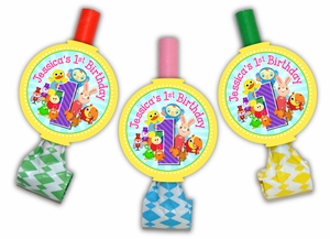 BabyFirst TV Favorites Personalized Blowouts