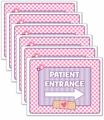 Doc McStuffins Birthday PartybrPersonalized Signs