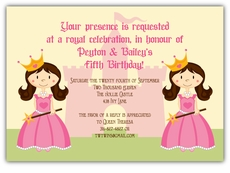 Mickey Minnie Twin First Birthday Party Invitations Amy S Card