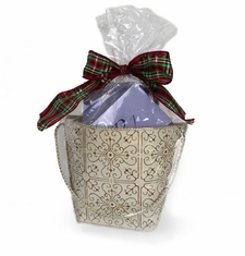 Tin Wall Pocket Gift Set