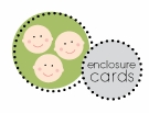 Triplets Enclosure Cards