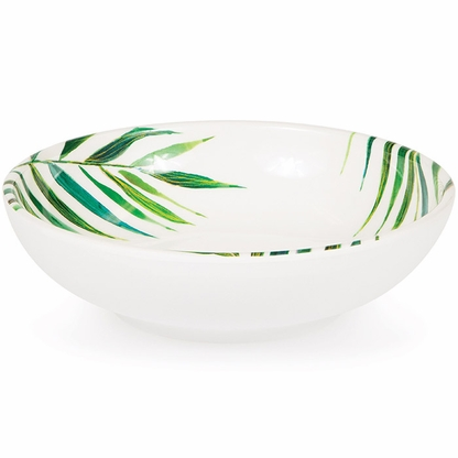Palm Melamine Bowl