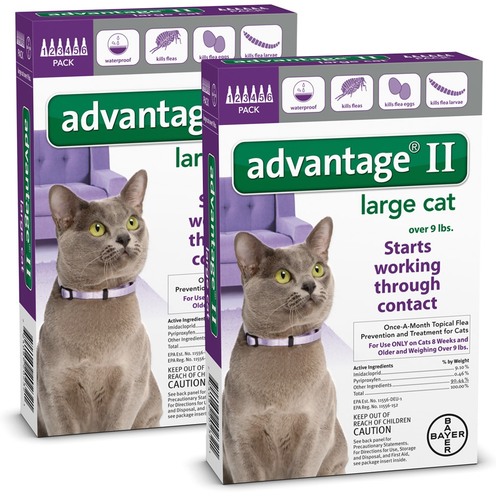Advantage Flea Control For Cats Ingredients