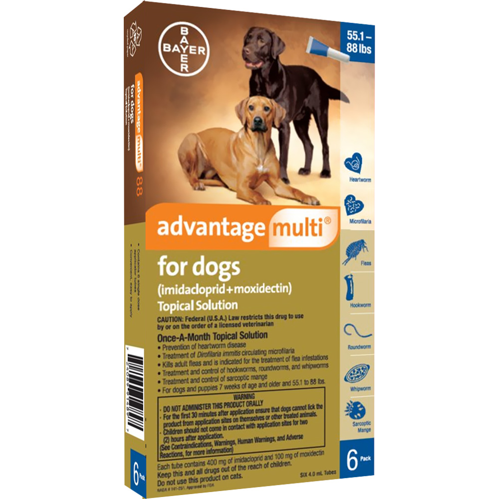 Ingredients In Advantage For Cats And Dogs