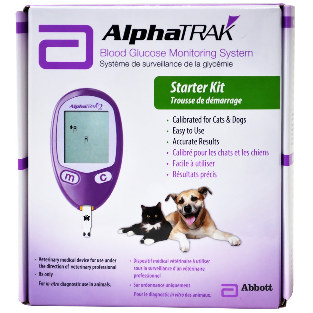 AlphaTRAK 2 Blood Glucose Monitoring System Meter IWM027184