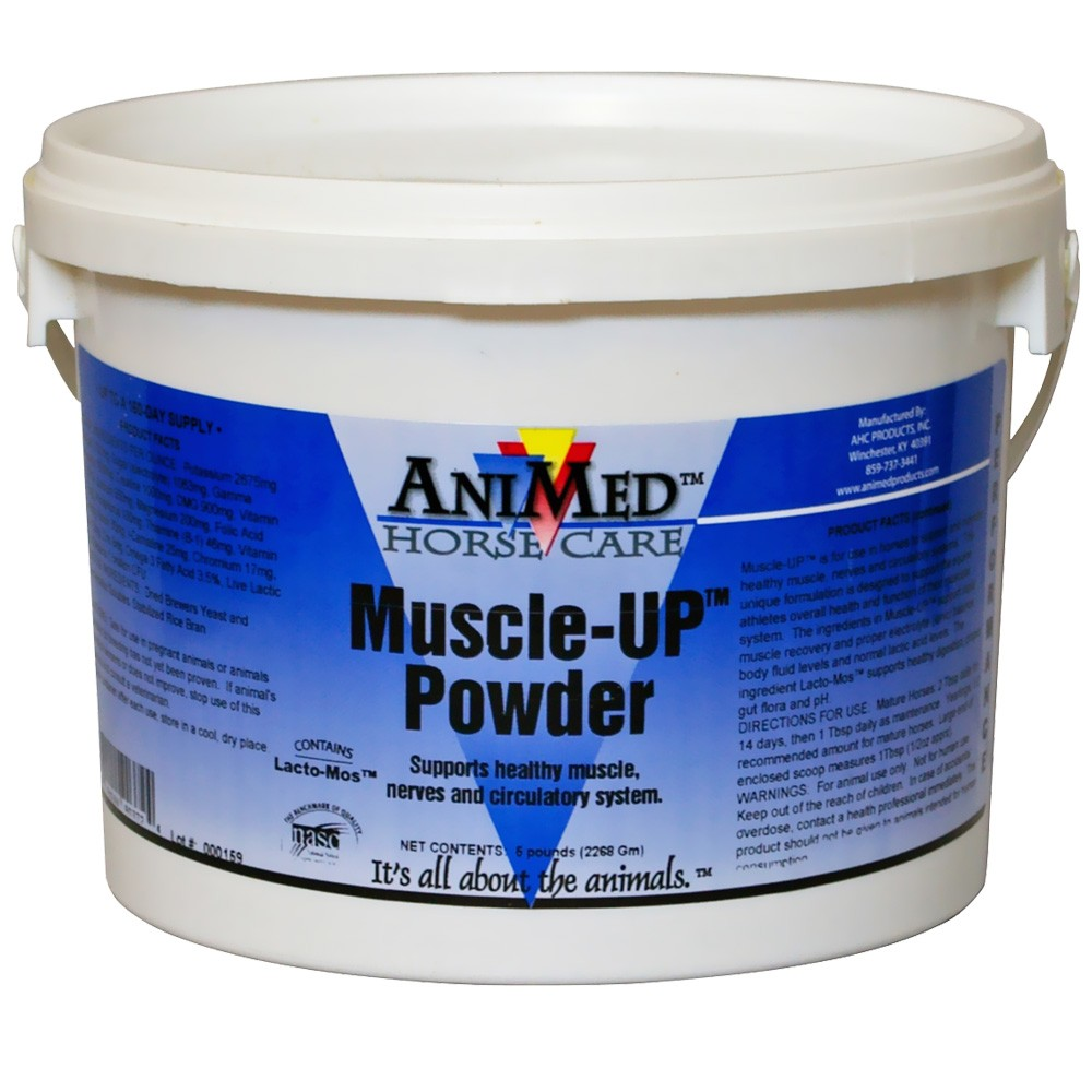 AniMed Muscle-Up Powder (5 lb) 90372