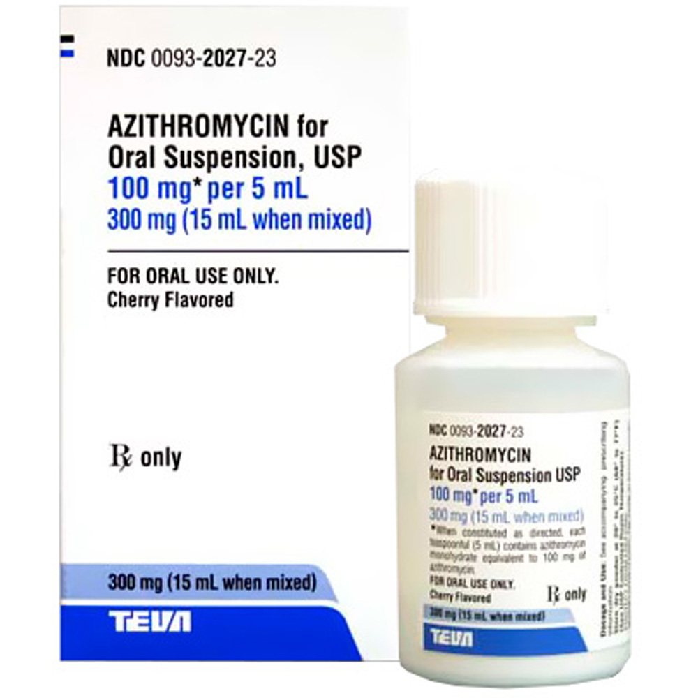 Azithromycin (Zithromax) For Sale