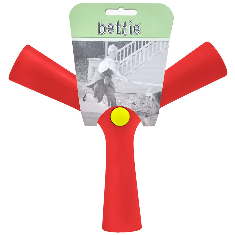 Bettie Fetch Toy Run Run Ruby (RED) - LARGE BLR-1018