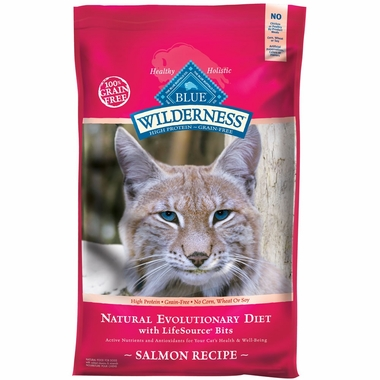 Blue Buffalo Rx Cat Food