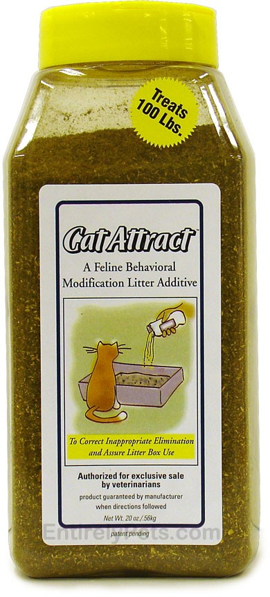 Cat Attract Litter Additive Ingredients