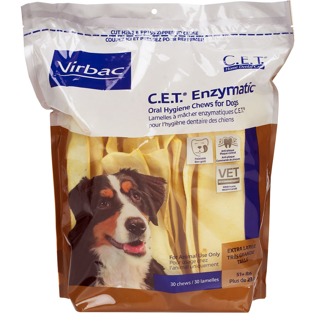 CET Chews for X-Large Dogs (30 Chews) 90607