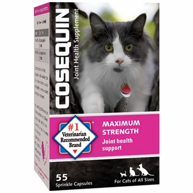 cosequin for cats 55 sprinkle capsules. Black Bedroom Furniture Sets. Home Design Ideas