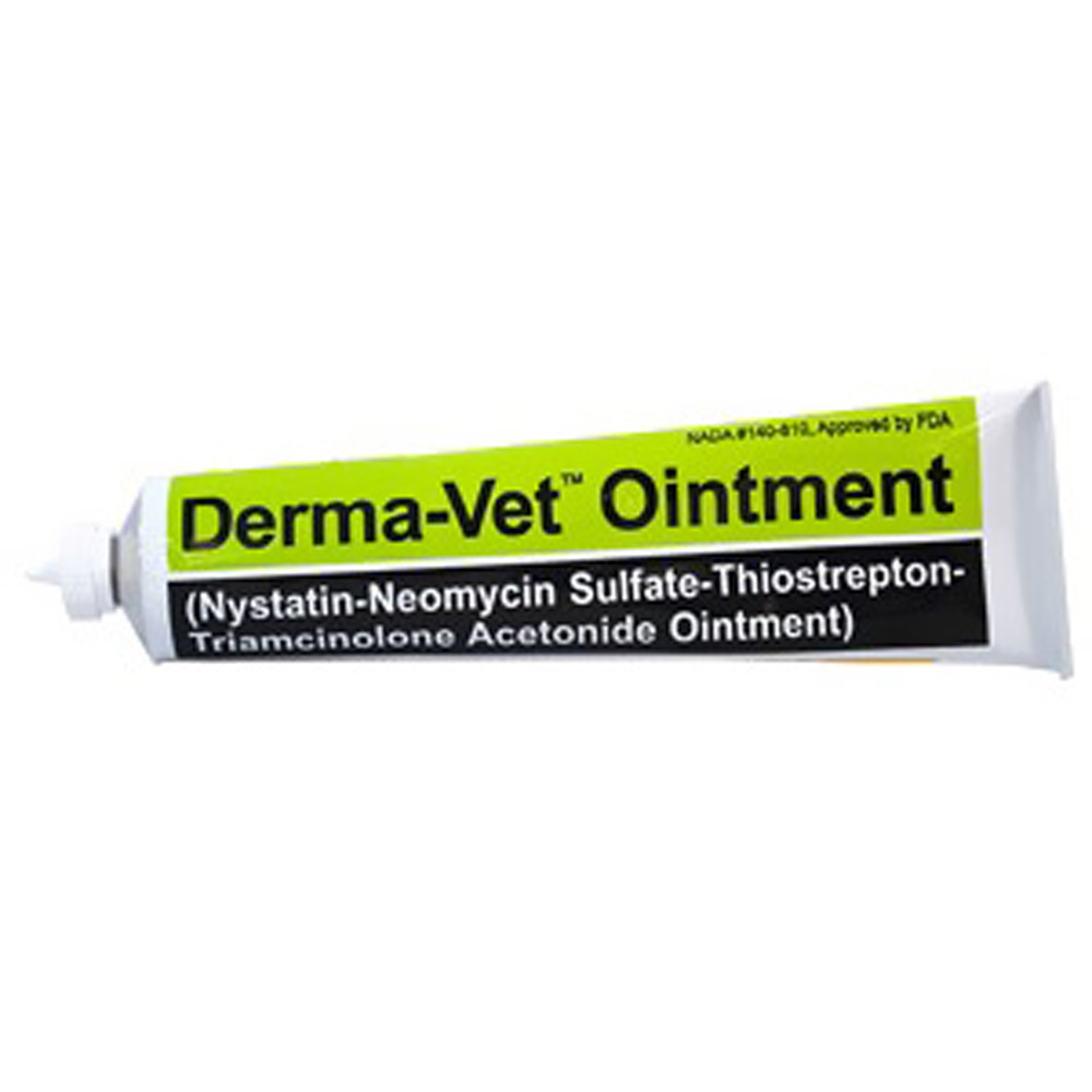 Derma-Vet Ointment 15 mL (Manufacture may vary)