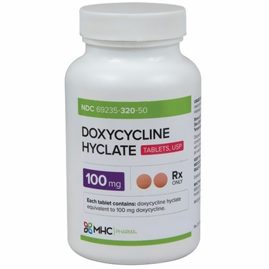 What Is Doxycycline Hyclate Used To Treat In Dogs