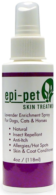Epi Pet Lavender Skin Treatment Spray (4 oz) EP90417