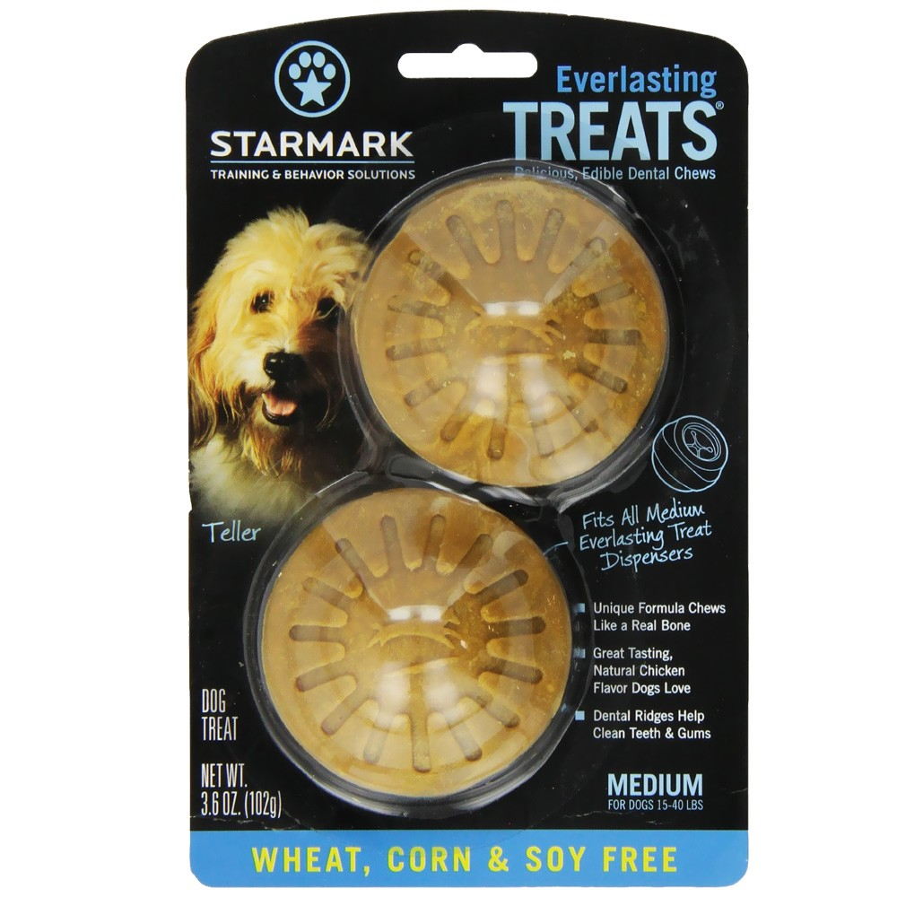 Everlasting Treats Wheat, Com & Soy Free - Medium WCSFCM